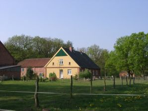 Ferienwohnung Ferienhof Neu Grebs; kleine Wohnung
