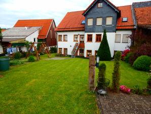 Ferienhaus Reinhart / große Wohnung
