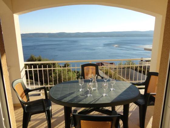 traum ferienwohnung ferienwohnung mimicebay kroatien frau vesna b. Black Bedroom Furniture Sets. Home Design Ideas