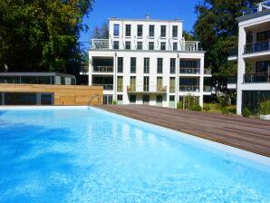 """Luxus Ferienwohnung Seebrise in der """"Villa Mathilde"""""""