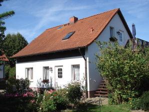 Ferienhaus Ferienwohnungen im Grünen in Gotthun / Müritz