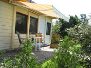Urlaub am Tharandter Wald Bungalow 1