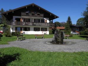 Ferienwohnung N im Landhaus Waldhauser