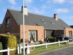 Top-Ferienhaus an der belgischen Nordseeküste