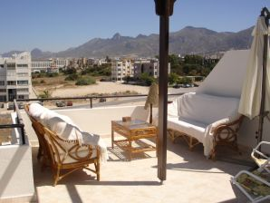 Ferienwohnung Cyprus Harbour View Penthouse, Kyrenia