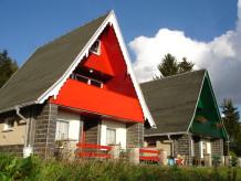 "Ferienhaus Finnhütten ""Hohe Klinge"""