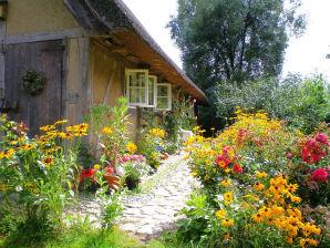 Kleine  Bauernhaus Pauli Elbaue