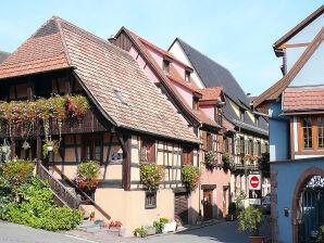 Ferienwohnung in Kaysersberg