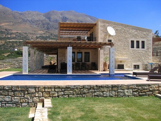 Holiday House Zeus With Very Big Pool Plakias Lefkogia