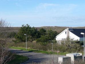 Ferienhaus direkt hinter dem Dünenrand