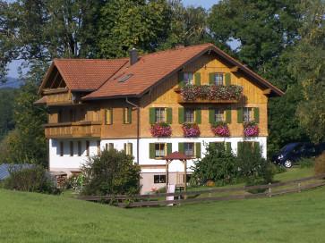 Waldesruh im Landhaus Jenn