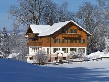 Ferienwohnung Waldesruh im Landhaus Jenn