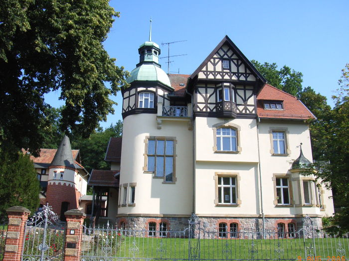 Villa Katharina & Kutscherhaus