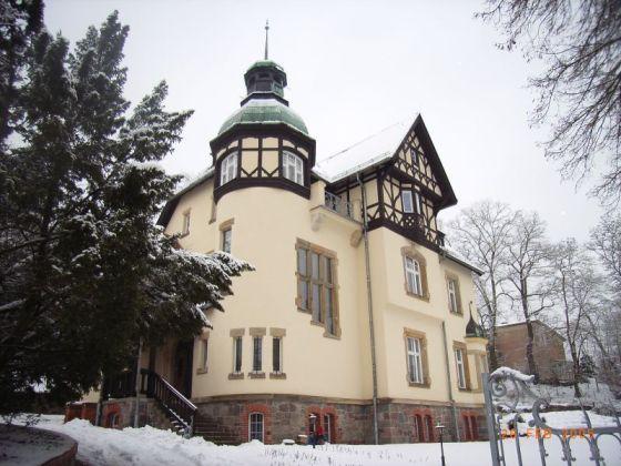 Villa Katharina lädt auch im Winter ein!