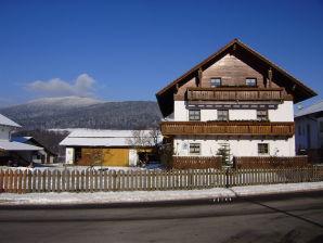 Ferienwohnung A auf dem Bauernhof Gutscherhof