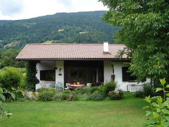 Ferienhaus am Ossiachersee