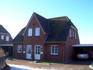 auf Nordstrand Friesenhaus