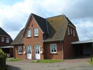 Ferienhaus auf Nordstrand Friesenhaus
