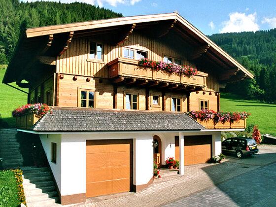 Holzblockhaus am Richlegghof