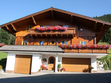 Appartement Holzblockhaus