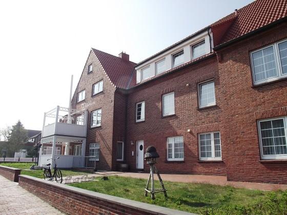 Ferienwohnung mit Loggia in Haus Wittdün