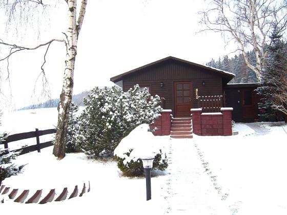 Ferienhaus am Wald