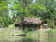 Seeidyll Comthurey - Weidenhaus