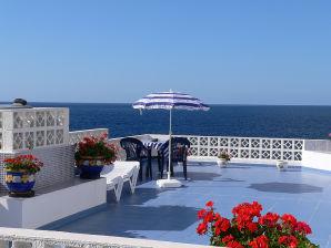 Ferienhaus Casa Ultramarina in El Remo am Meer