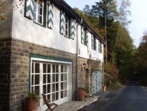 Ferienhaus Das Kutscherhaus im Siegtal