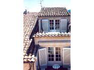 Privates  - Maison de Village mit Dachterrasse und Balkon