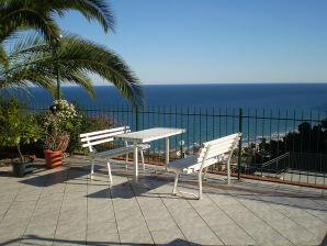 Ferienwohnung Blick auf das Meer