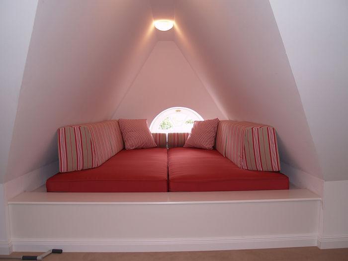 Ferienhaus stoltenberag 5 nordsee frau constanze peters - Kinderzimmer spitzboden ...