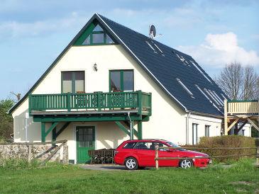 """Ferienhaus """"Fischerei"""" in Alt-Schwerin am Plauer See"""