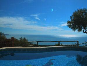 Ferienhaus Cortijo Mediterráneo - Komfort und Einsamkeit in Strandnähe