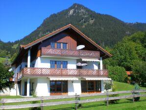 Ferienwohnung Nebelhorn bei Familie Stoll