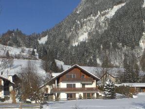 Nebelhorn bei Familie Stoll