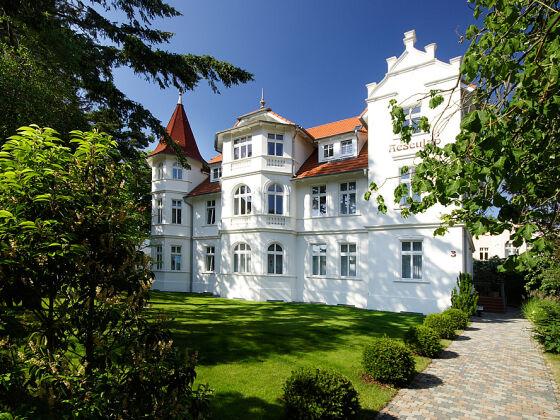 Ferienwohnung Nr. 1 Villa Aesculap