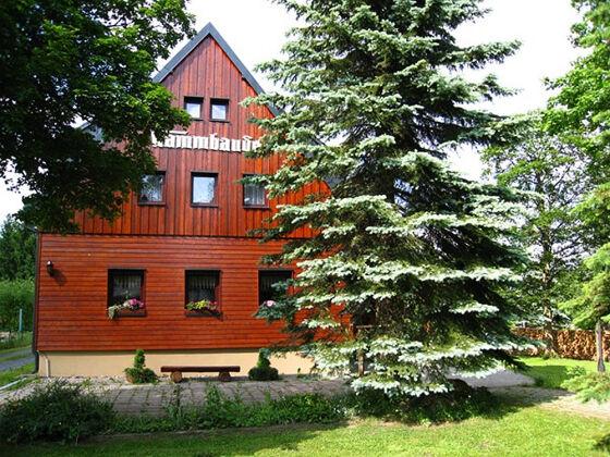 Ferienhaus Kammbaude Neuhermsdorf
