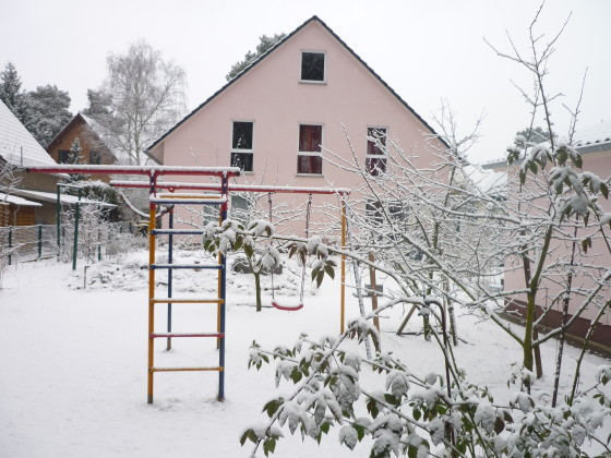Hous in winter