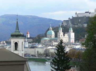 Domblick Salzburg