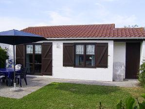 Ferienhaus Bredene belgische Küste