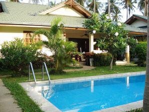 Ferienhaus Beach Villa in Koh Samui