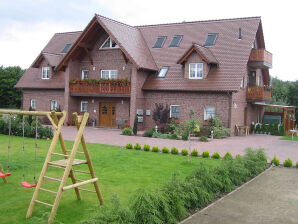 Ferienhaus Schwielochsee Balkonwohnung
