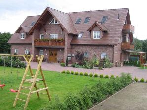 Schwielochsee Balkonwohnung