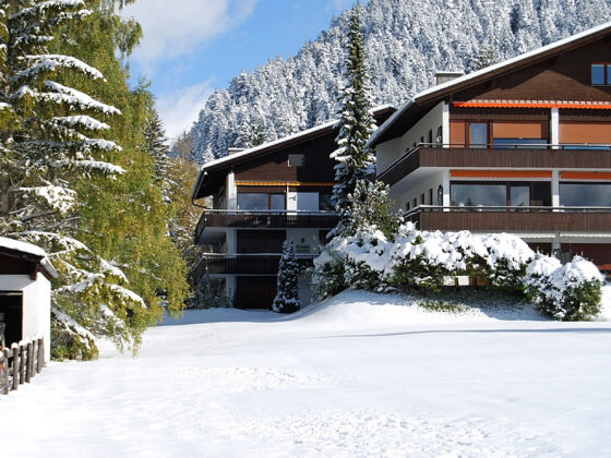 Holiday apartment in Seefeld