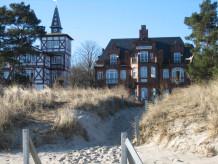 Ferienwohnung Kleine Krabbe - Villa Glückspilz