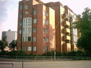 Apartment Nähe vom S-Bahnhof Bergedorf