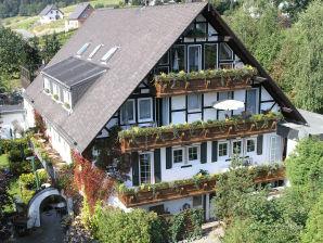 Ferienwohnung mit Wellness Landhotel Grimmeblick