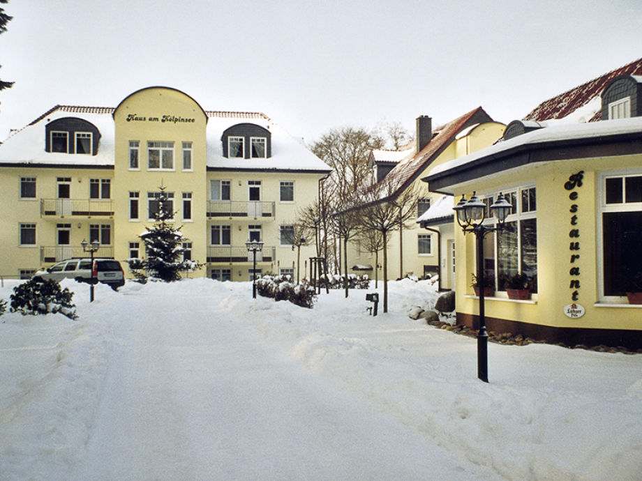 Winterzauber am Kölpinsee