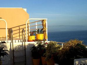 Ferienwohnung Luxuriöses Penthouse mit Meeresblick, 80 qm